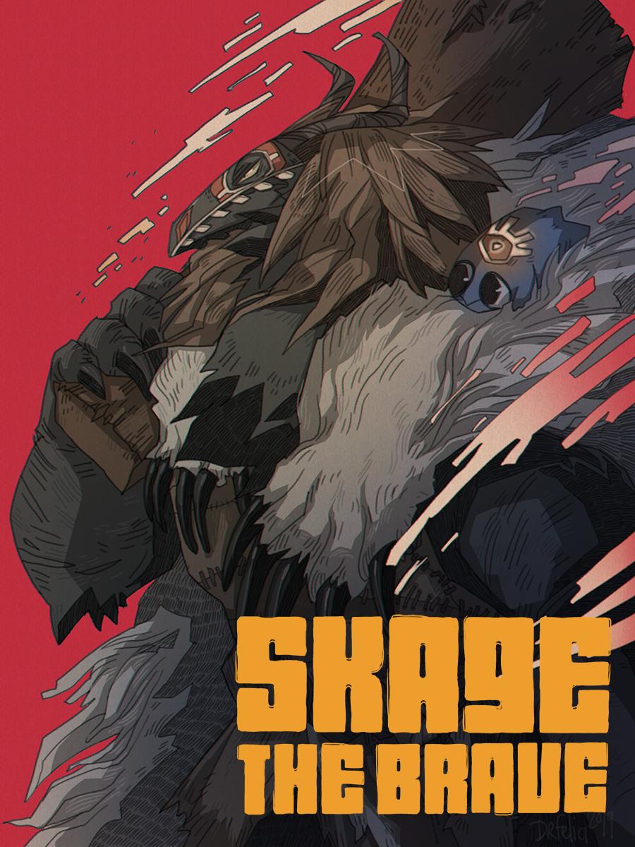 Skage The Brave