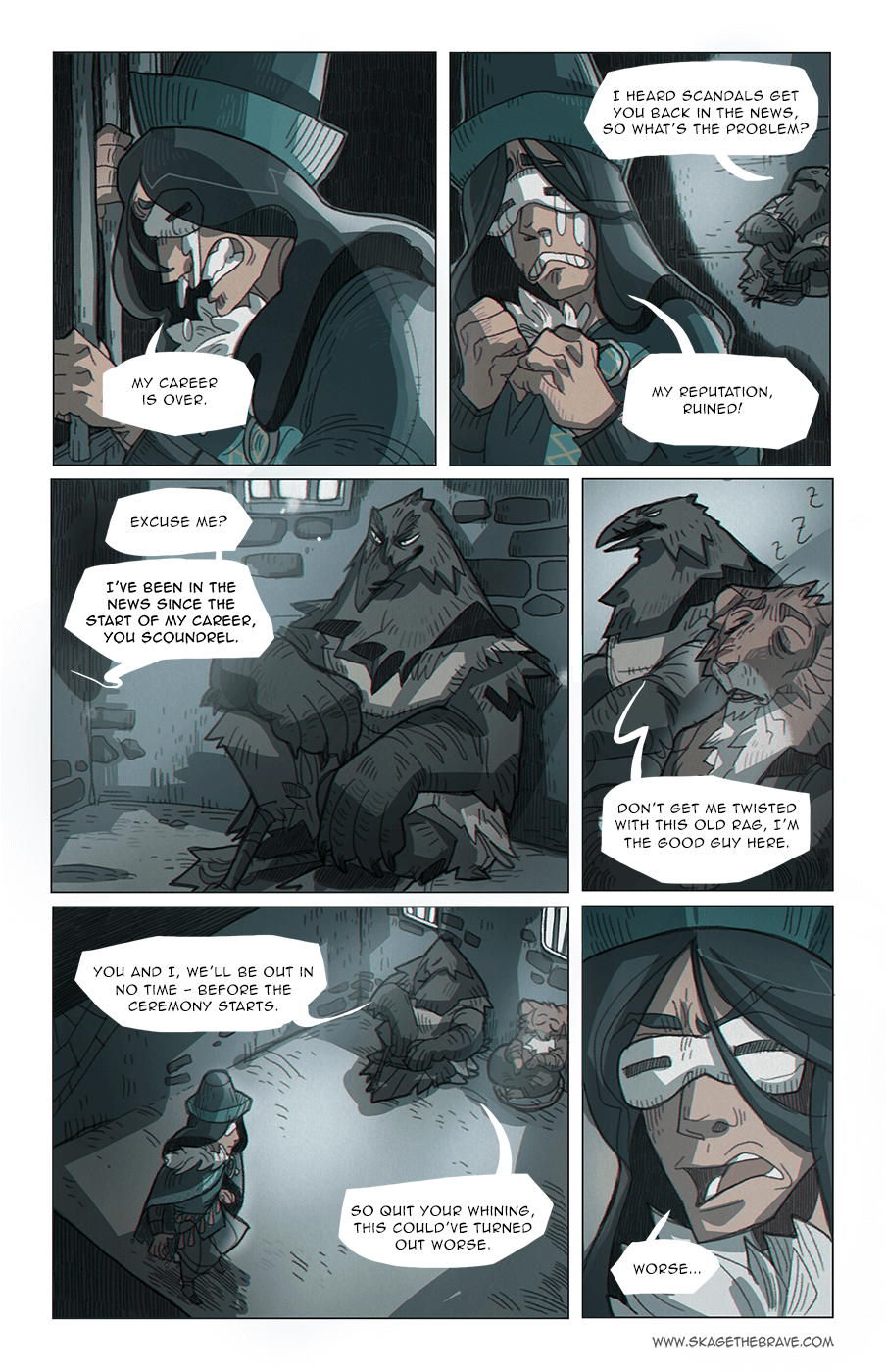 Chapter II, Page 3