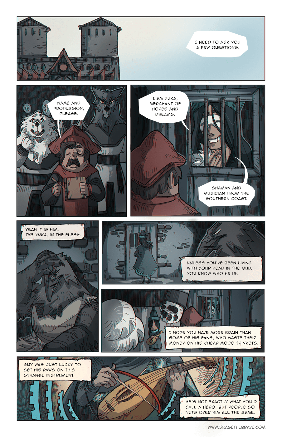 Chapter II, Page 6