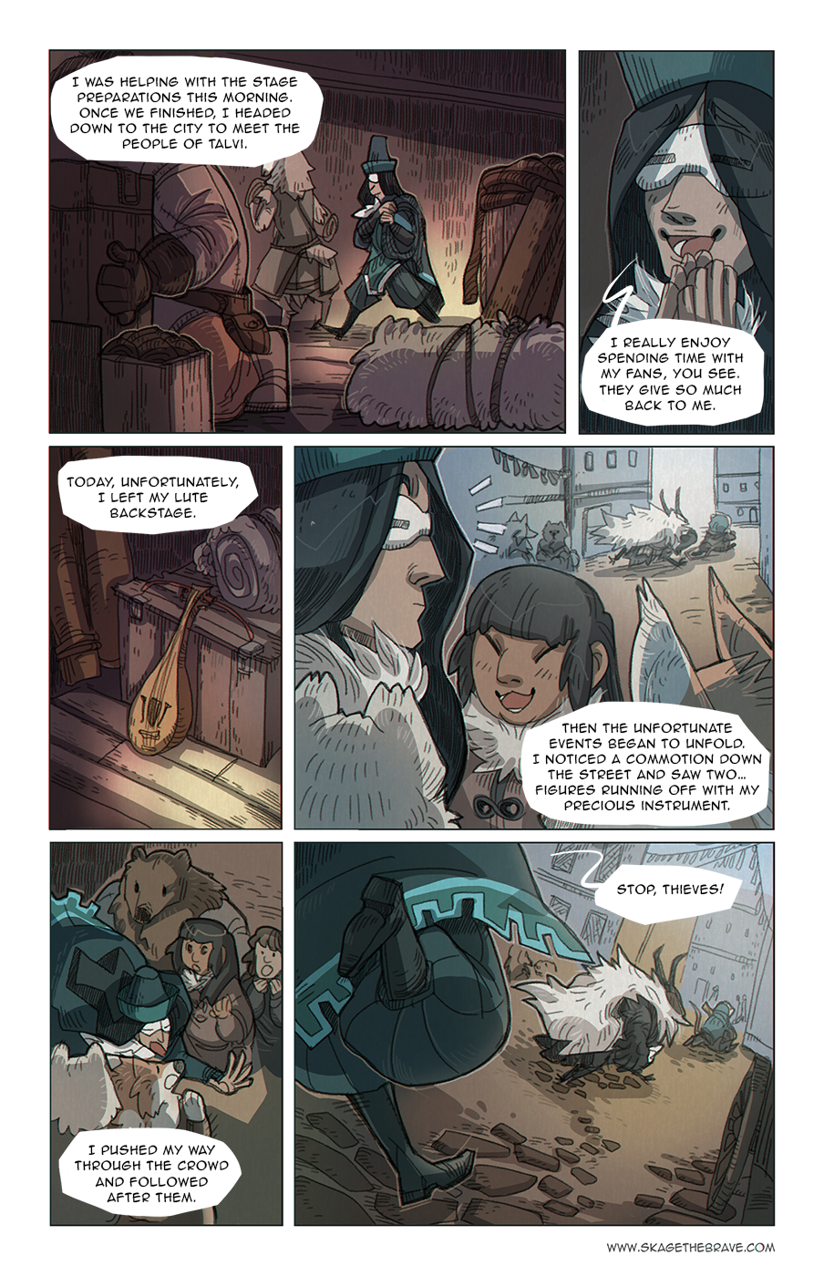 Chapter II, Page 8