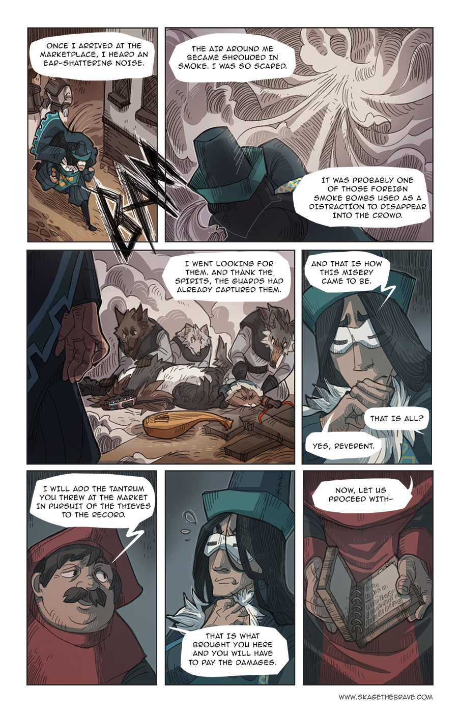 Chapter II, Page 9