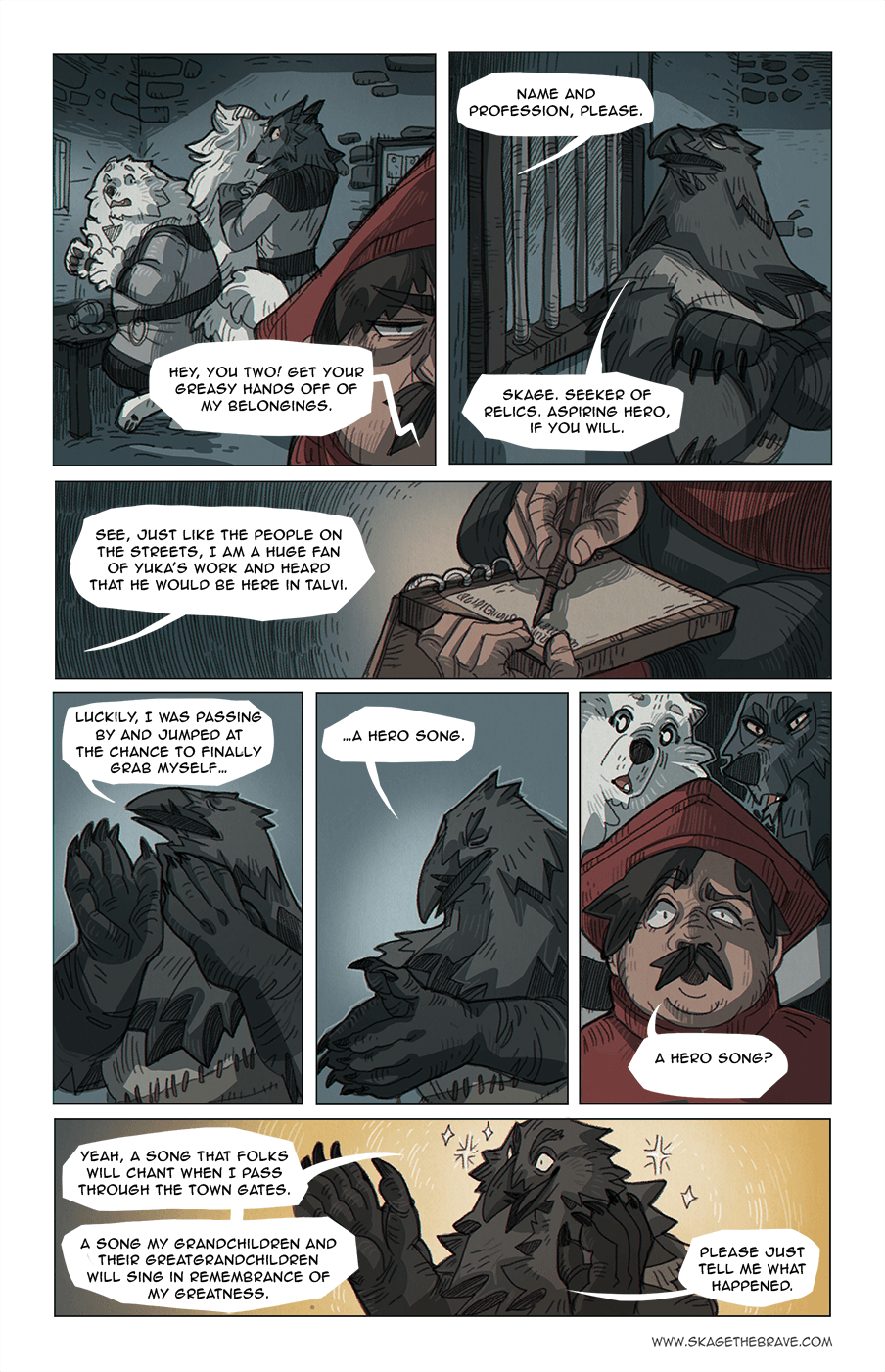 Chapter II, Page 10