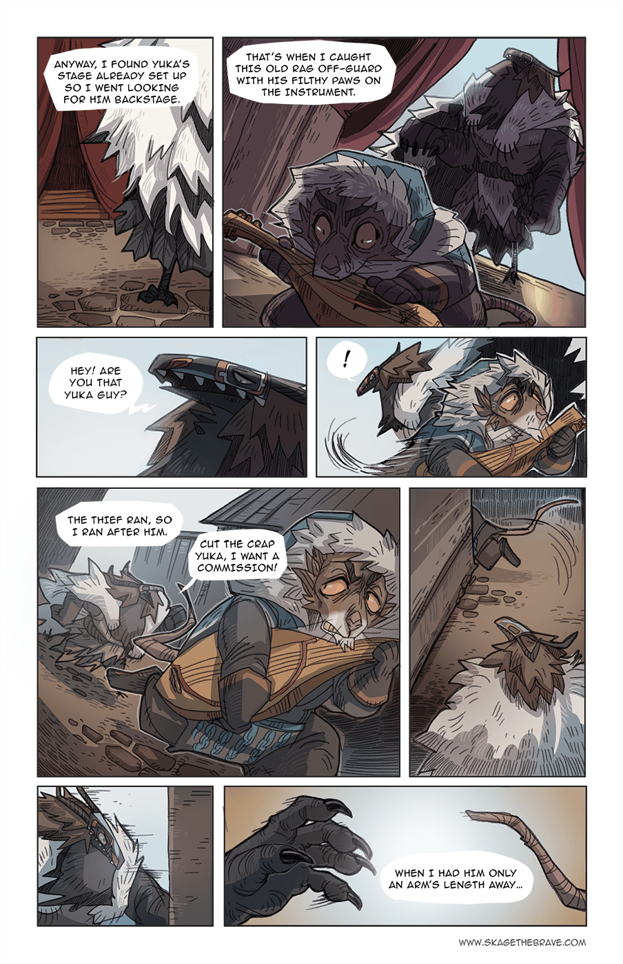 Chapter II, Page 11