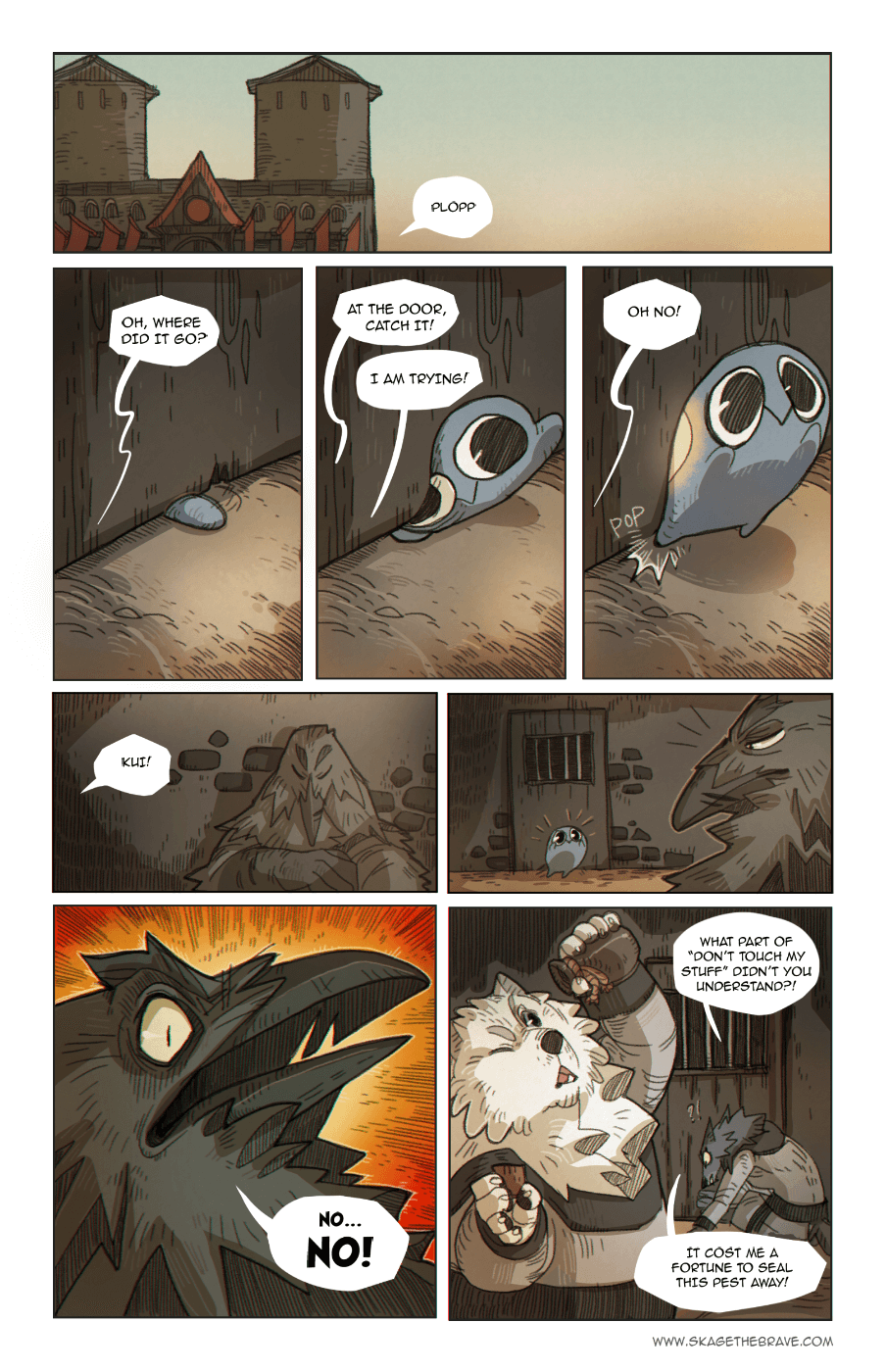 Chapter II, Page 14