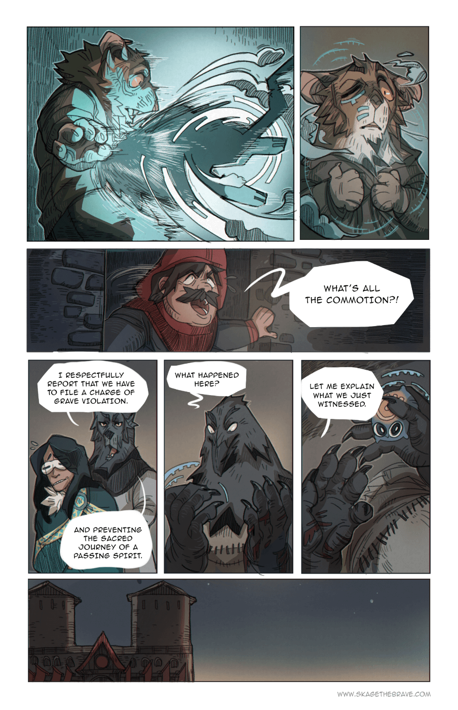 Chapter II, Page 25